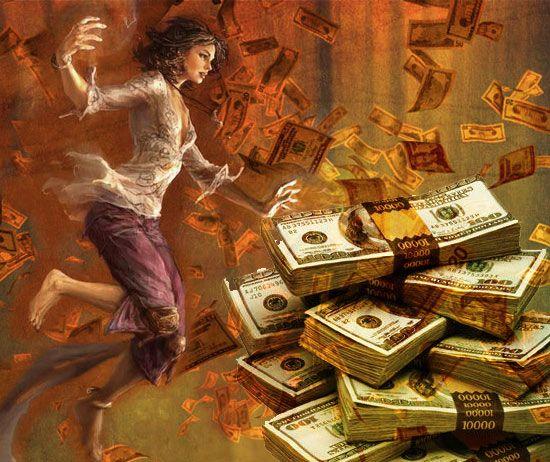 Самый сильный обряд на деньги!!!Этот обряд создан специально для того, чтобы получить очень большие деньги в самые сжатые сроки. Для его проведения нужно шесть монет по 10 копеек (монеты любого года в…