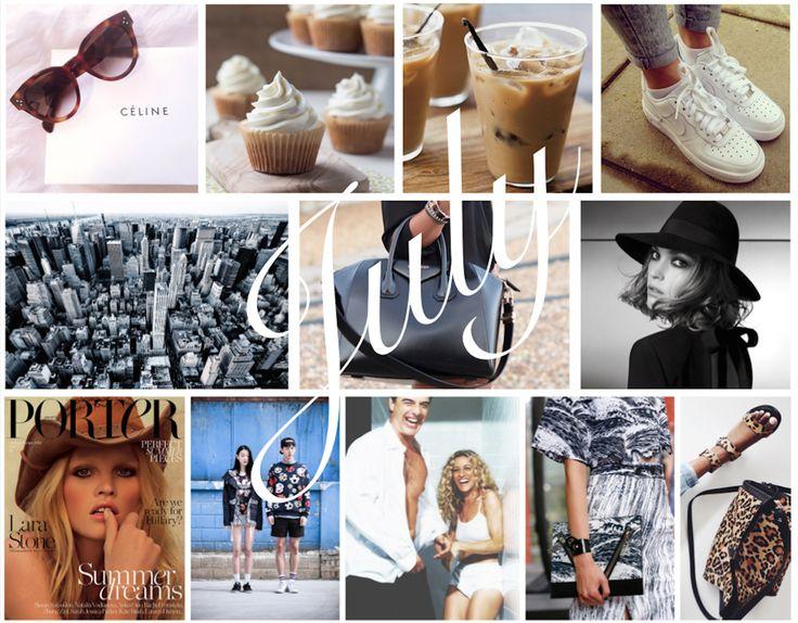 BLOGGED: July Favs > http://www.mylifeinpink.co.za/?p=1260   #MyLifeinPink #FashionBlogger #fashion #nike #celine #cupcakes #coffee #newyorkcity #givenchy #witchery #portermagazine #adidas #sexinthecity #leopardprint