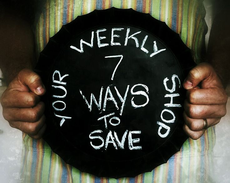 7 Ways to Save Money on Your Weekly Food Bill « Mother Hubbard's Cupboard
