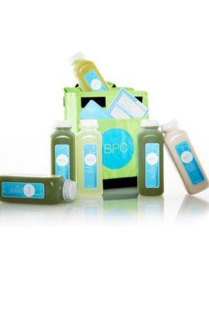 BluePrintCleanse Juice