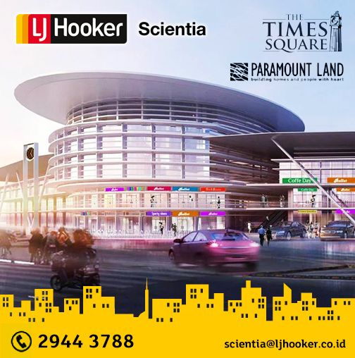 The Times Square @ Paramount Serpong