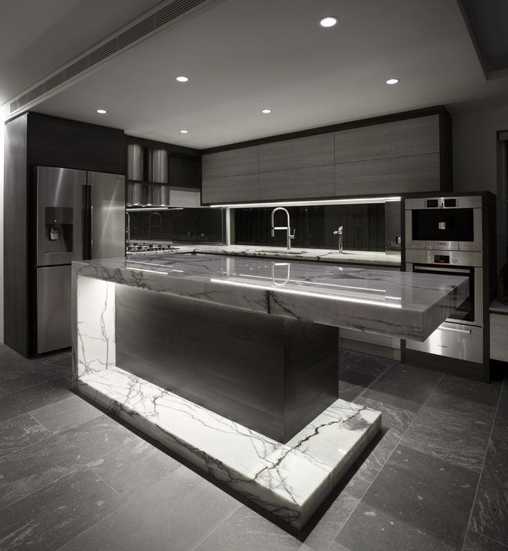 Modern Kitchen Design: 29 Best Modern Kitchens Images On Pinterest