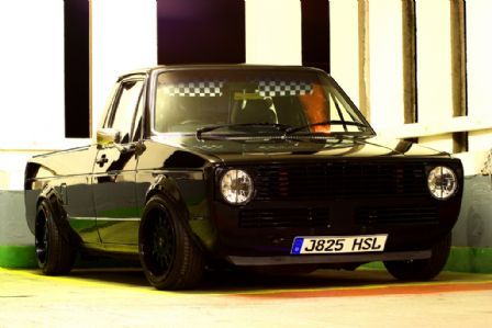 black vw golf caddy mk1 photo caddy mk1 pinterest. Black Bedroom Furniture Sets. Home Design Ideas
