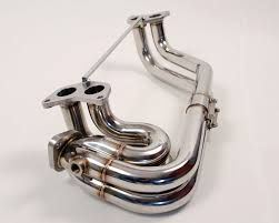 The primary purpose of an aftermarket header on a turbocharged Subaru is to remove or replace the stock exhaust manifold with a better flowing unit. #Subaru #subaruidiots #WRX #STi #Turbo #Impreza #Boost #Enthusiast #Subarulove