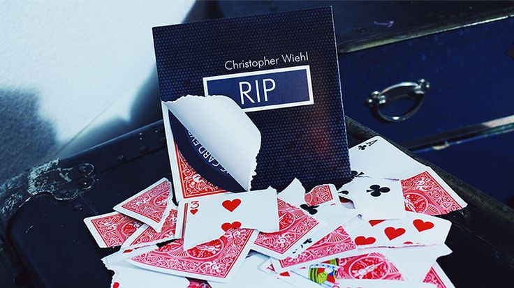 RIP (DVD and Gimmick) by Christopher Wiehl - DVD