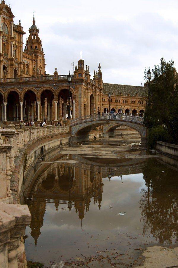 Севилья, Испания - Путешествуем вместе