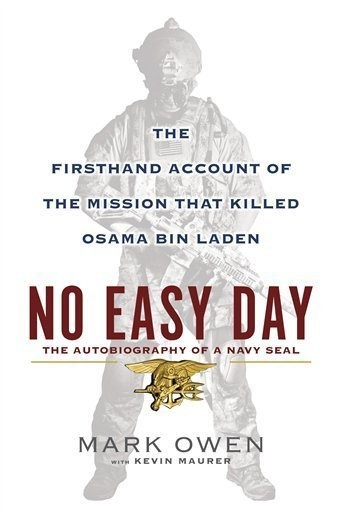No Easy Day by Mark Owen.  Awesome book if u have any interest in military special ops