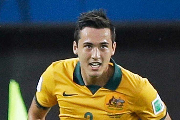 Australia left-back Jason Davidson linked with West Brom