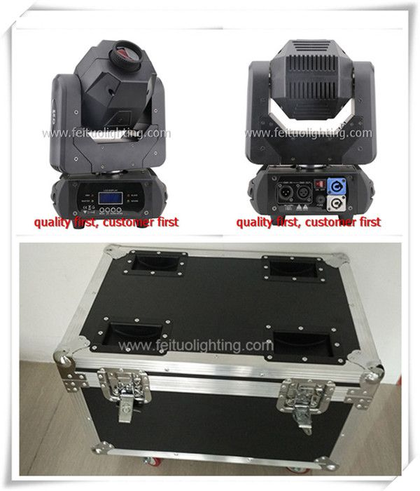 (Flight Case)Stage lighting  moving head spot led pro light 60w moving heads 60 for sale #Affiliate