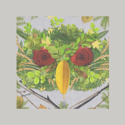 Hibou - Fleur de Animal SERIES oleh SHIKA