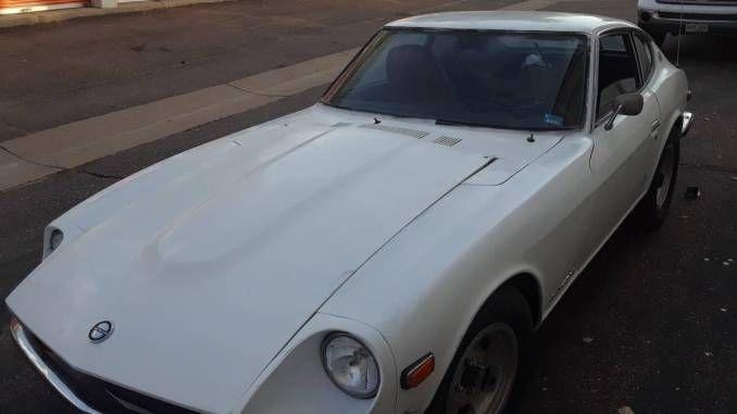 1972 white in aurora co datsun 240z datsun dashboard covers ru pinterest com