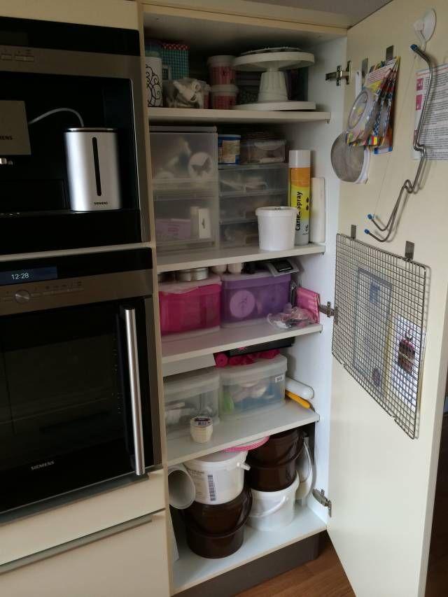Cake studio ( kitchen tour) - CakesDecor