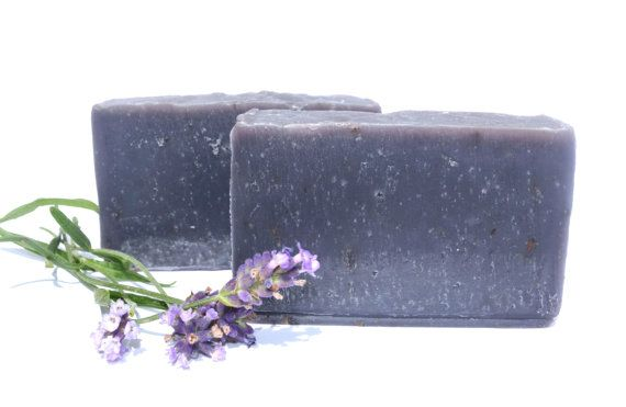 Lavender Soap by MariPure on Etsy
