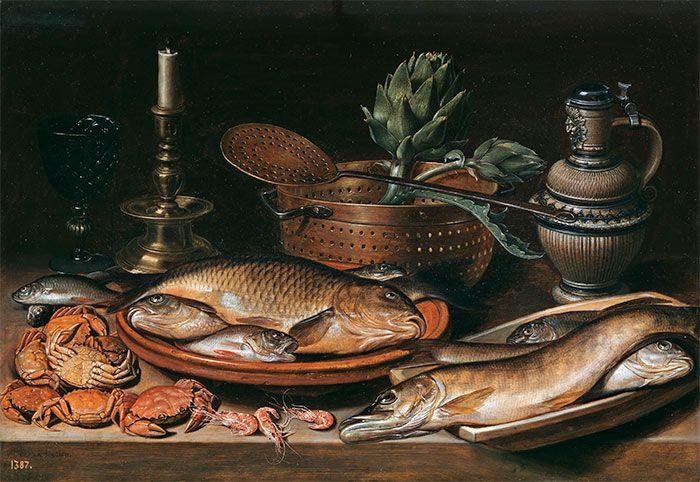 El Prado presenta su 1ª exposición dedicada a una mujer pintora, Clara Peeters, pionera en el campo de la naturaleza muerta: http://www.guiarte.com/noticias/clara-peeters-museo-prado.html