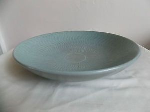 Large ceramic BOWL by MICHAEL ANDERSEN Bornholm pottery signed to base vintage | eBay
