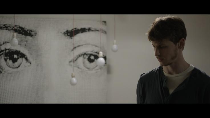 Fotograma del film con Nicolás Coronado