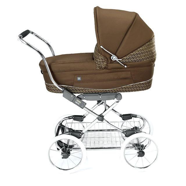 Fendi Baby Strollers Stroller Und Pram Von Fendi Baby Stroller