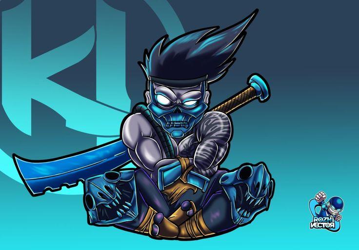 SHADOW JAGO - Killer Instinct by rozhvector.deviantart.com on @DeviantArt