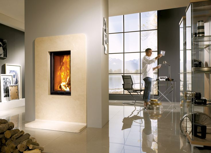 M s de 25 ideas incre bles sobre chimenea de hierro - Chimeneas de hierro fundido ...