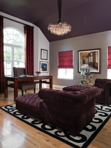 1000 Ideas About Purple Ceiling On Pinterest Movie