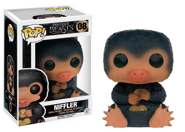 Funko - Figurine Harry Potter Les Animaux Fantastiques - Niffler Pop 10cm - 0889698104081: Amazon.fr: Jeux et Jouets