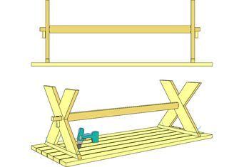 Att bygga bord med kryssben är något som vi svenskar har gjort i århundraden. De ...