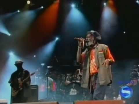 Burning Spear live in Brazil 2006 (full concert)