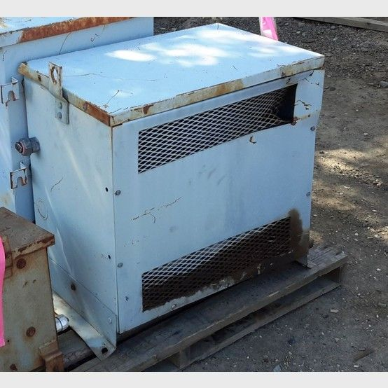 Skyway Electric transformer supplier worldwide | Used Skyway Electric 45 kVA transformer for sale - Savona Equipment