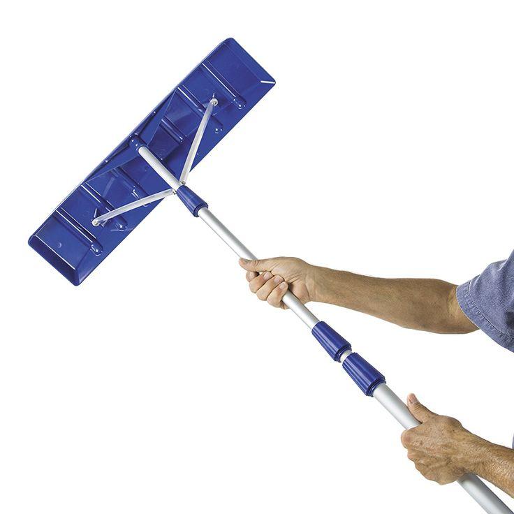 Telescoping Snow Shovel Roof Rake