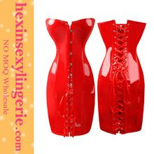 Wholesale 2014 fashionable women sexy pvc corset dress  Best Buy follow this link http://shopingayo.space