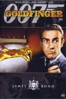 James Bond 007: Goldfinger (1964)...the beginning of great action movies.