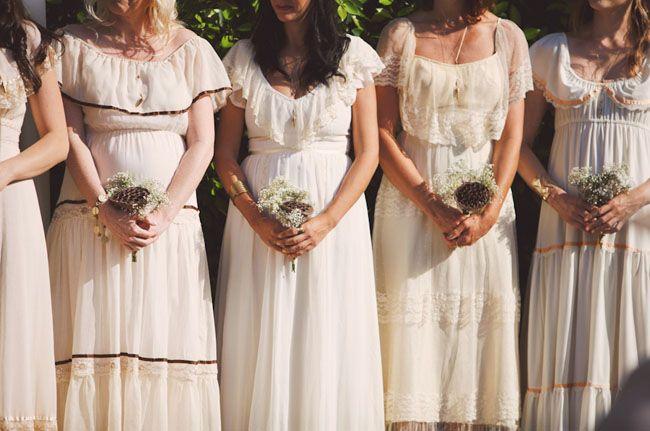 Rustic for bridesmaids?