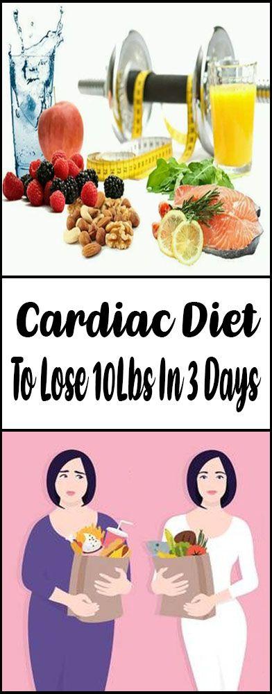 Hi, Has anyone tried the 3-days cardiac diet also …