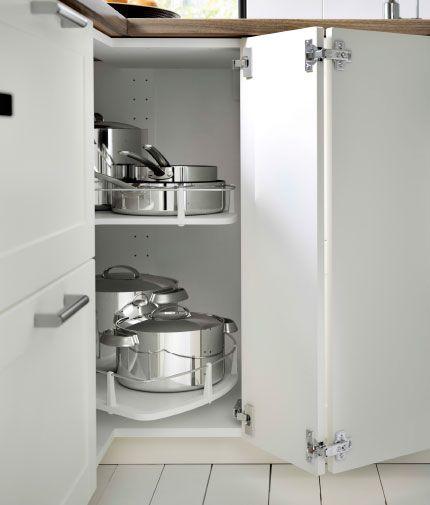 M s de 1000 ideas sobre armarios de cocina de esquina en - Cocinas en esquina ...