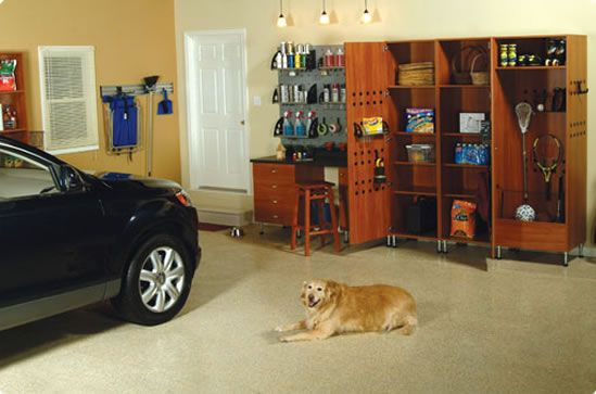 #Garage organization from The Closet Doctor http://www.closet-doctor.com/