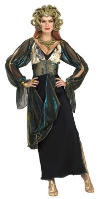 Deluxe Medusa Adult Costume - Greek Costumes