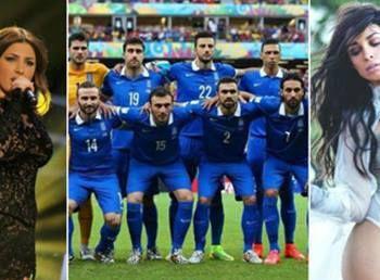 Έλενα Παπαρίζου – Ελένη Φουρέιρα: Η στήριξη της Εθνικής μέσα από τα social media!  http://miss.gr/elena-paparizou-eleni-foureira-i-stiriksi-tis-ethnikis/