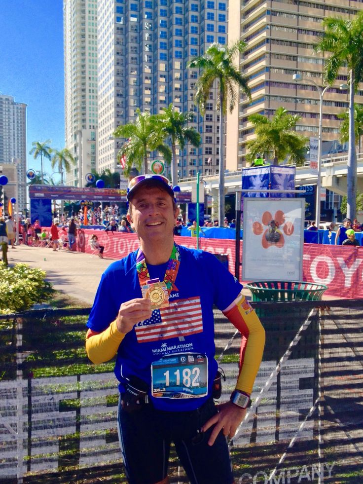 Miami Marathon - Jan 29, 2017