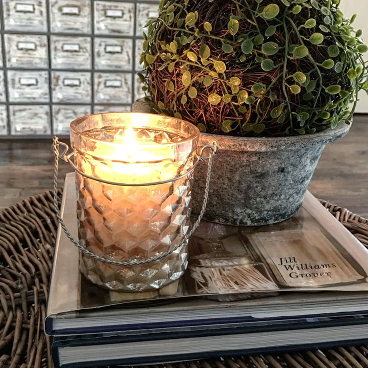 These mercury glass candles from Tuesday Morning are pretty, smell amazing and are reasonably priced at just $11.99!  These are a great go to gift for friends, teachers, secret Santa, holiday hostess and gift exchanges! #ad #sponsored