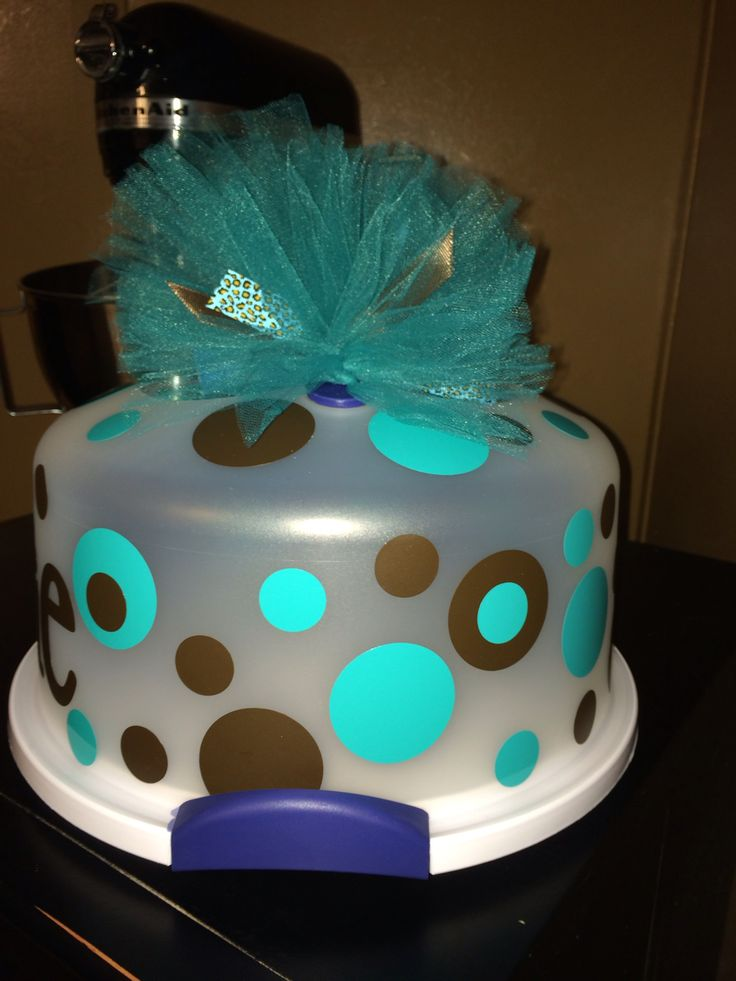 Cake Carrier Target Interesting 44 Best Cake Carriers Images On Pinterest  Cricut Vinyl Cake Inspiration