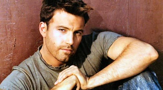 Ben Affleck. Who doesnt love him.