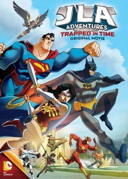 Лига Справедливости: В ловушке времени (JLA Adventures: Trapped in Time)