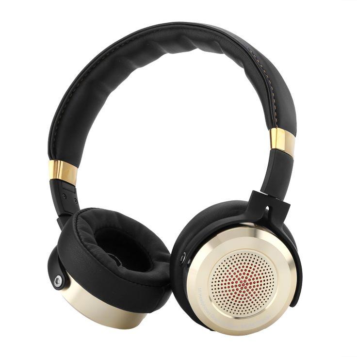 Image of xiaomi mi hifi headphones 50mm diaphragm gold