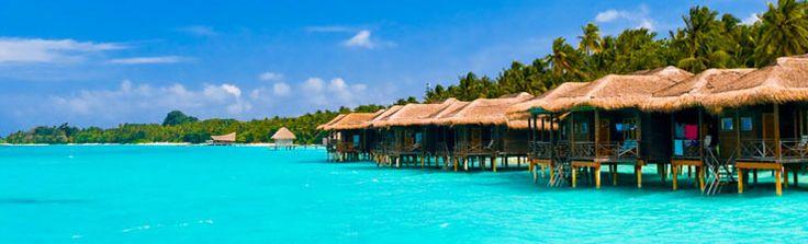 The Maldives... so gorgeous!