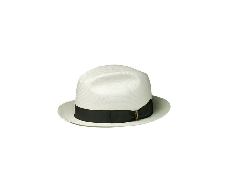 Straw hat. Product code: 140240 Shop it here: http://shop.borsalino.com/en/mans-collection/springsummer/straw-hats/straw-hats-31.html