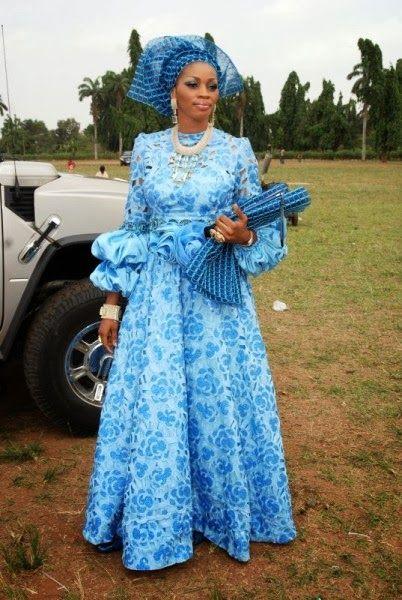 Nigeria Ankara Styles Sky Blue Ankara Wedding Styles Nigerian Styles Pinterest Wedding