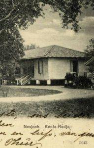KNIL-woningen, 1908