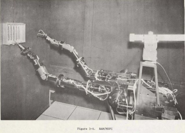 1972-5 – Rancho Anthropomorphic Manipulator (RAM) – Rancho Los Amigos Hospital (American)