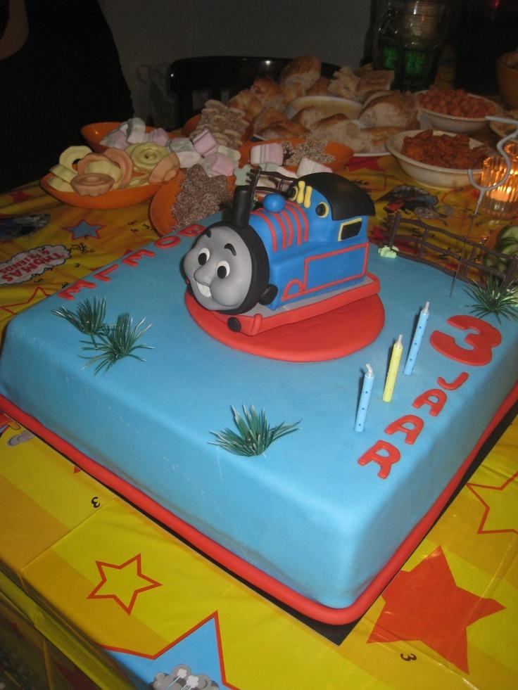 taart Boele 3 jaar