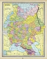 Шадринск - Cuadrinsk Historic Map: Russia, Atlas: World Atlas 1896, - Historic Map Works, Residential Genealogy ™